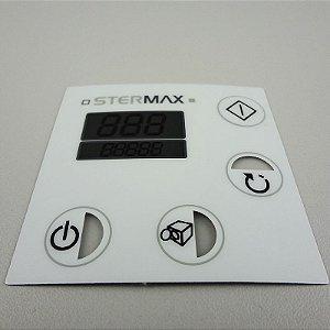 Etiqueta Painel Autoclave Extra Stermax