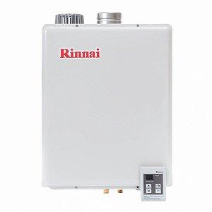 Aquecedor a Gás GN Rinnai REU E48 FEABL 43,5 Litros