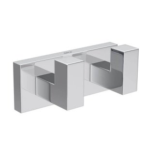 Cabide Duplo Quadratta Cr 2062 C83 Deca