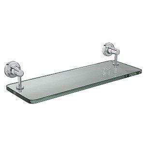 Prateleira de Vidro para Banheiro Izy 2030.C37 Deca