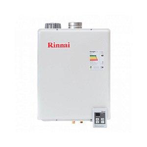 Aquecedor a Gás GLP Rinnai REU E42 FEABL 42,5 Litros 220V