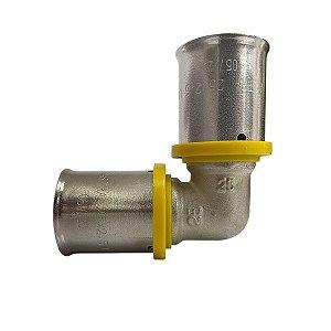Cotovelo 25mm X 25mm para Tudo Pex Gás Astra