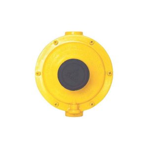 Regulador Aliança 76511 Mini Amarelo para Gás 12 kg