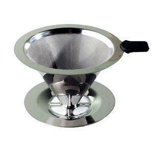 Filtro De Café Coador Inox 102 Reutilizável