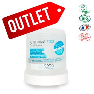 OUTLET - Desodorante Mineral -  OSMA Laboratoires - 100g