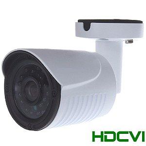 Camera Infravermelho 30m Hdcvi 720P HD Ip66 Ir Cut 1 MP