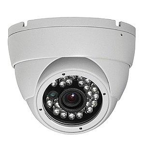 Camera Dome Infravermelho Externa AHD-M 24 Leds 25m 720P Ip66 Ir Cut 1 Megapixel 3,6mm