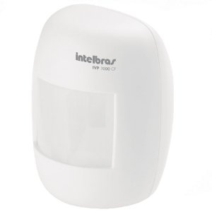 Sensor de Presença Infravermelho Passivo Com Fio Intelbras IVP 3000 CF