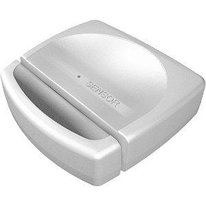 Sensor Sem Fio Alarme Magnetico Abertura 433mhz Com Bateria