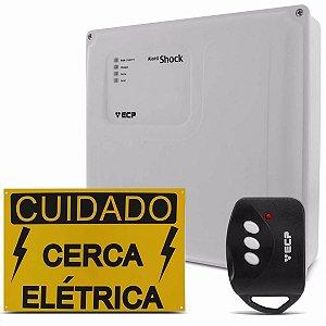 Central de Choque Cerca Eletrica Alard Shock Control Ecp Painel Alarm