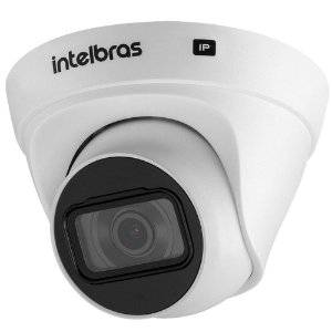 Camera Dome Ip Intelbras VIP 1020 D G2 IR 20m POE IP67 2,8mm