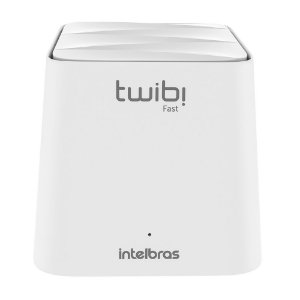 Roteador Wireless Mesh Twibi Fast Intelbras AC 1200 2,4 e 5Ghz