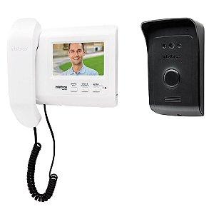 "Video Porteiro Eletronico Intelbras IVR 1010 Tela LCD 4.3"""