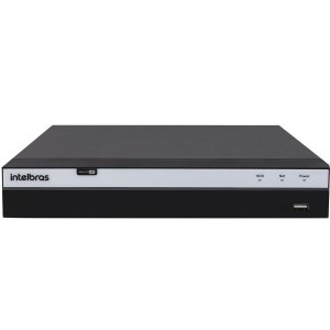 Dvr Intelbras 8 Canais Full HD 1080p 4MP Lite MHDX 3108, Hdcvi, Ahd, Hdtvi, Analógico e IP