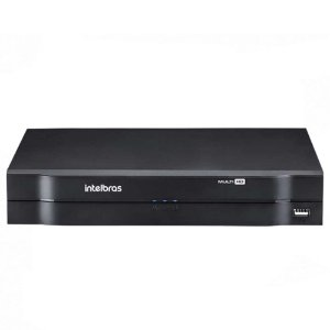 Dvr Intelbras 8 canais Mhdx 1108 Multi Hd, Cloud P2p, Nvr, Hdcvi, Ahd, Hdtvi, Analógico e IP