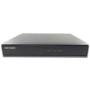 Dvr 4 Canais Hikvision Turbo Hd 1080n 720p Ds-7204hghi-f1 - 5 em 1 HDCVI, AHD, HDTVI, Analógico e IP