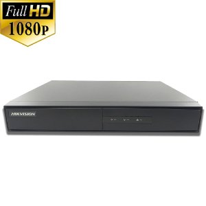 Dvr Hikvision 4 Canais Full HD DS-7204HQHI-K1 1080p 4MP Lite