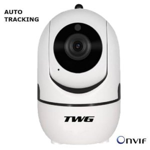 Camera IP Wifi Wireless HD 720P IR 10M Onvif P2P TW-9105 RB