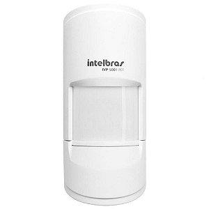 Sensor de Presença Infravermelho Passivo Com Fio Intelbras IVP 5001 PET Shield 20Kg