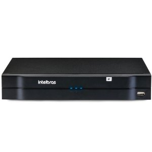Nvr Intelbras 4 Canais Full HD 2MP para Camera IP, Onvif, Audio, Cloud, P2P NVD 1204
