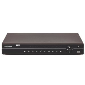 Dvr Intelbras 32 canais Mhdx 1132 Multi Hd 1080P Lite, Cloud P2p, Nvr, Hdcvi, Ahd, Hdtvi, Analógico e IP