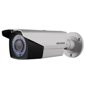 Camera Hikvision Hdtvi Full HD 1080p 2MP Turbo HD Infravermelho 40m, Varifocal lente 2,8mm a 12mm, POC, DS-2CE16D0T-VFIR3E
