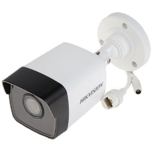 Camera Ip Bullet Hikvision HD 720P 1MP POE IP67 Infravermelho 30m Lente 2,8mm Onvif Ds-2cd1001-i
