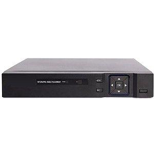 Dvr 8 Canais Ahd 1080n Audio 3 Em 1 Nvr Cloud P2p 1080p Lite