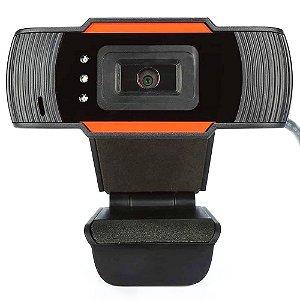 Webcam Full Hd 1080p Usb Alta Resolução Microfone Integrado