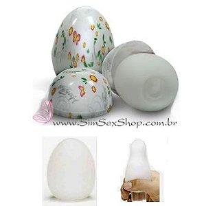 Masturbador masculino Egg Borboleta Erotik Love