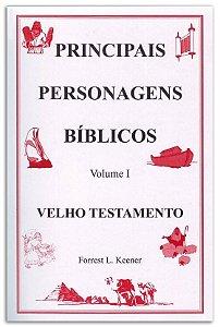 Principais Personagens Bíblicos - Velho Testamento (Espiral)