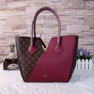 Bolsa Louis Vuitton Vinho Kimono
