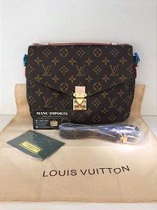 Bolsa Louis Vuitton Pochette Métis Monogram