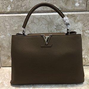 Bolsa Louis Vuitton Capucines  Tote