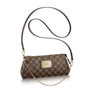Bolsa Louis Vuitton Monogram Eva  Clutch