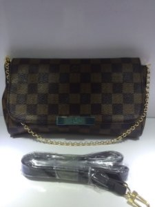 Bolsa Louis Vuitton Damier Ebene Favorite