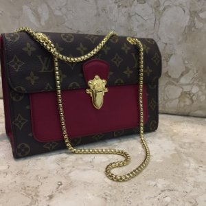 Bolsa Louis Vuitton Marsala Victoire