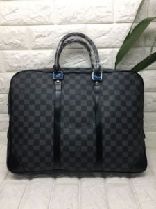 Bolsa Louis Vuitton Damier Ebene Black