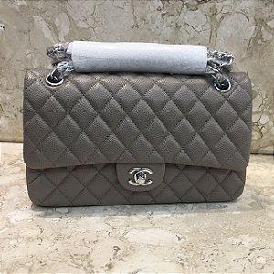Bolsa Chanel Classic Double Flap 25cm