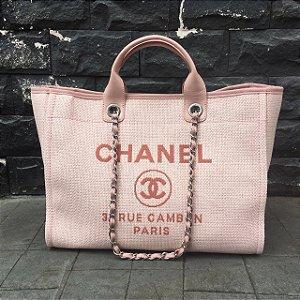 Bolsa Chanel Tote Cambon