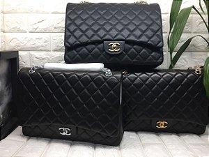 Bolsa Chanel Maxi Jumbo