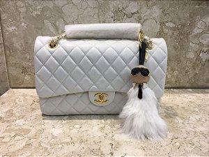 Bolsa Chanel Classic Jumbo 30cm