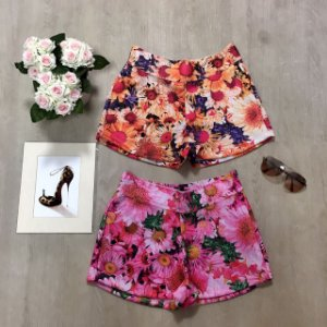 Short Flower Bonequinha