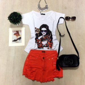 T Shirt Girl