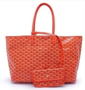 Bolsa Goyard St. Louis Orange
