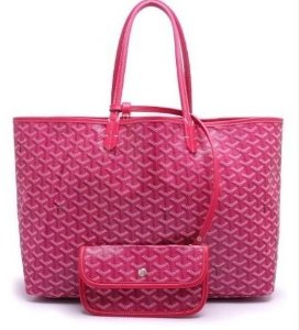 Bolsa Goyard St. Louis Hot Pink