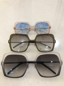 Óculos Marc Jacobs Quadrado Retro