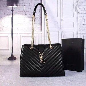 Bolsa Classic Yves Saint Laurent  Monogramme Bag