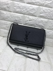 Bolsa Yves Saint Laurent Cassandre All Black
