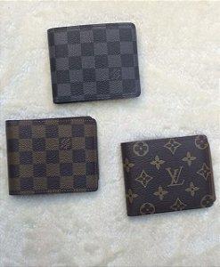 Carteira Masculina Louis Vuitton